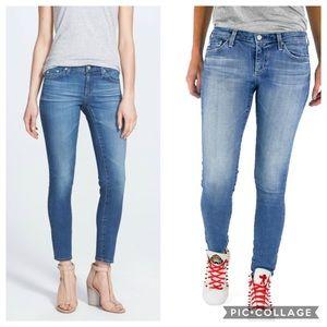 AG ADRIANO GOLDSCHMIED   legging ankle skinny jean